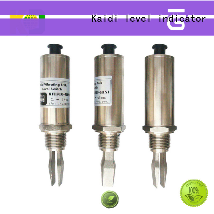 KAIDI best tuning fork level switch factory for transportation