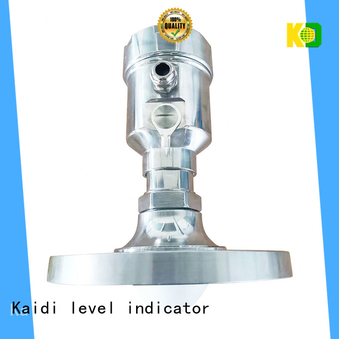 KAIDI best ultrasonic level meter company for industrial