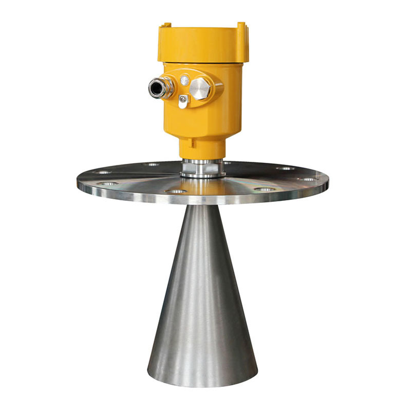 Hydrostatic displacer pressure capacitive ultrasonic level transmitter submersible radar  price level transmitter 6G-803