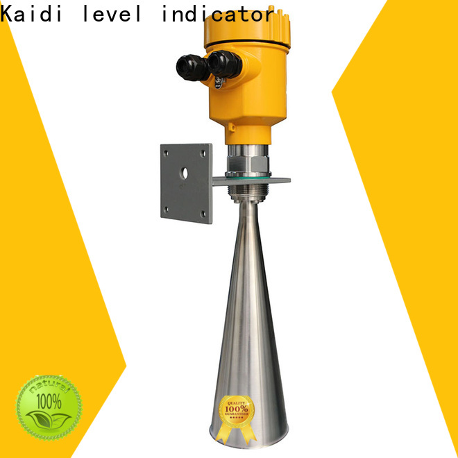 KAIDI custom ultrasonic level transmitter for business for transportation