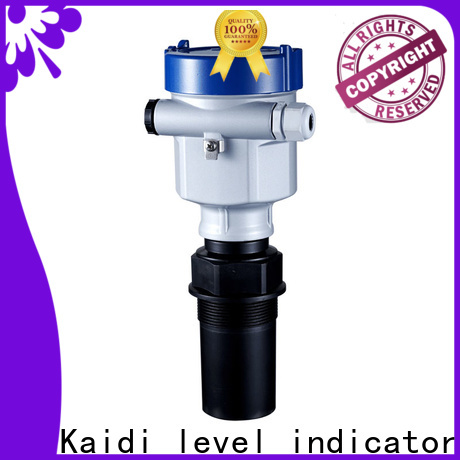 KAIDI top magnetostrictive level transmitter supply for work
