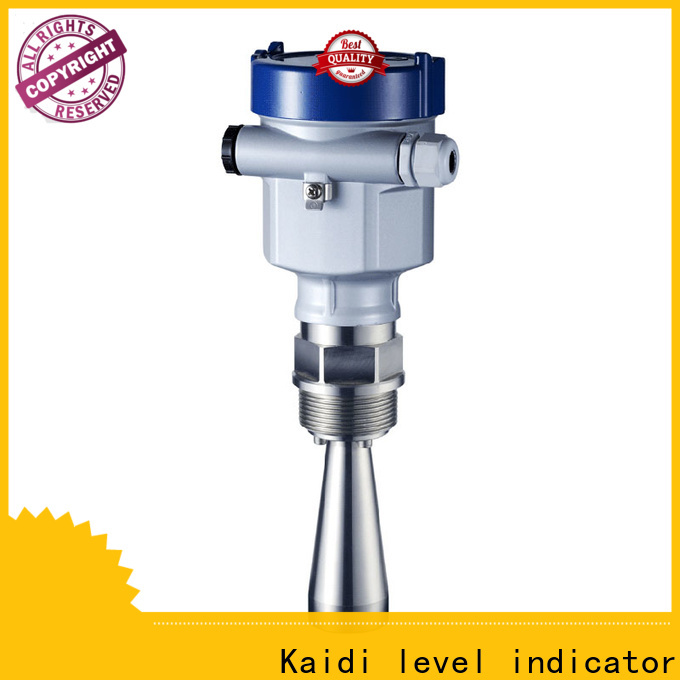 KAIDI ultrasonic level meter suppliers for industrial