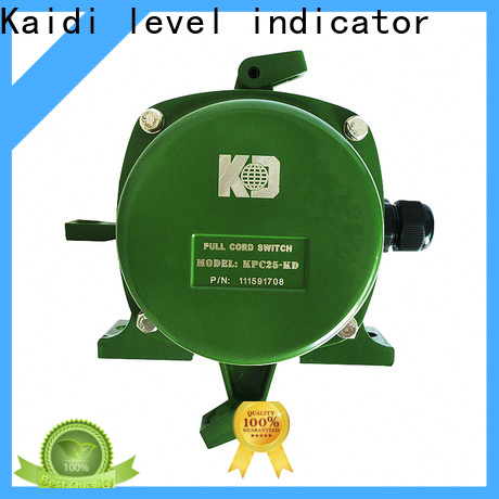 KAIDI conveyor belt safety switches factory for transportation