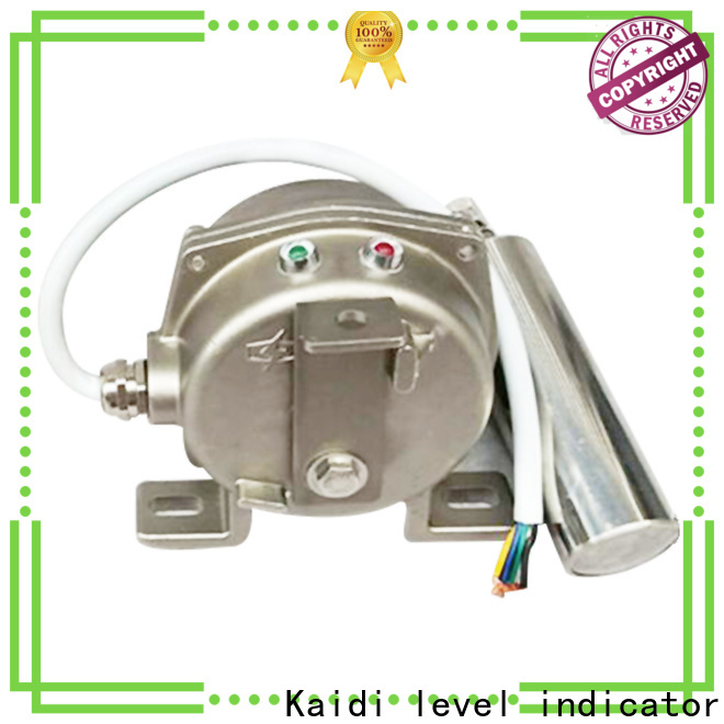 KAIDI conveyor protection speed switch supply for industrial