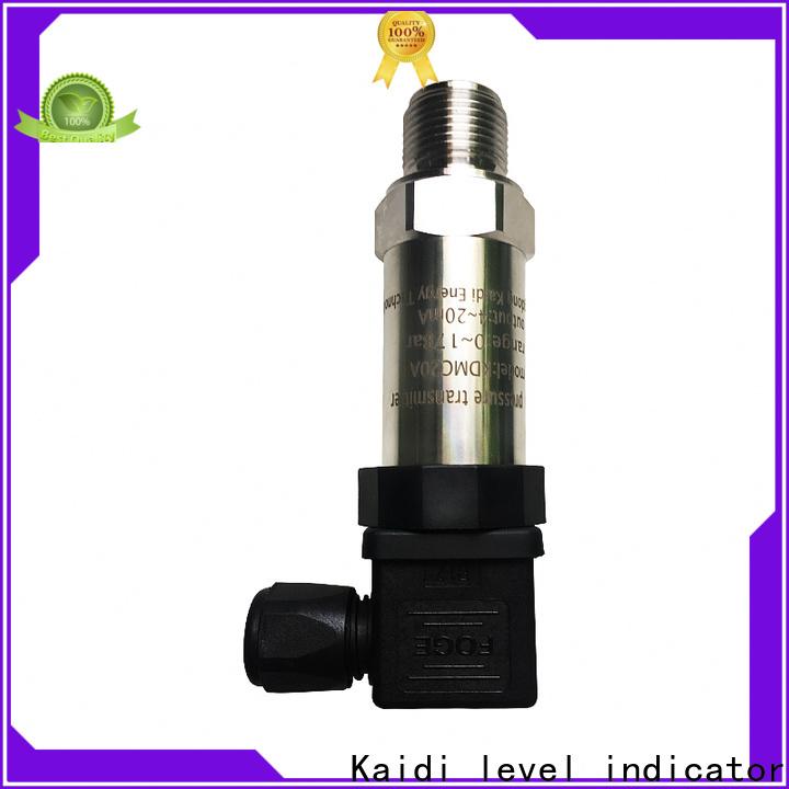 KAIDI high pressure transducer supply for work
