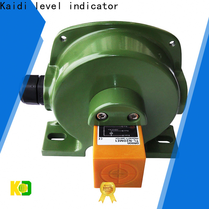 KAIDI best conveyor protection speed switch supply for industrial
