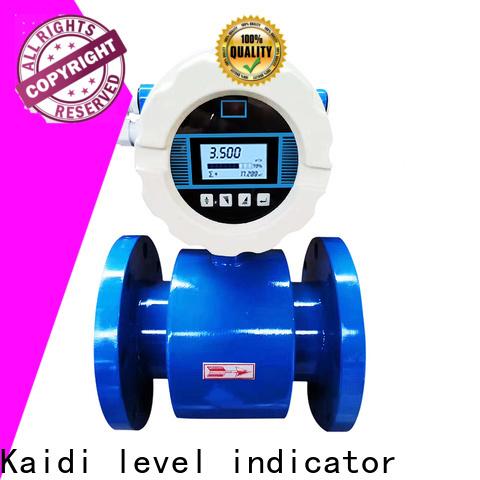 KAIDI water flow meter suppliers for industrial
