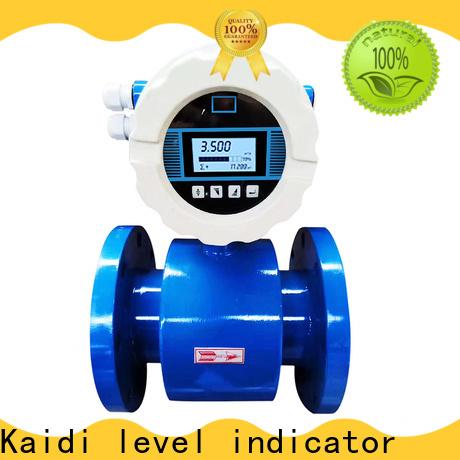 KAIDI best water flow meter suppliers for industrial