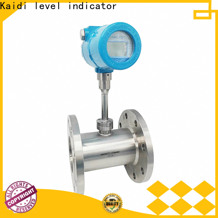 KAIDI magnetic flow meter suppliers for work
