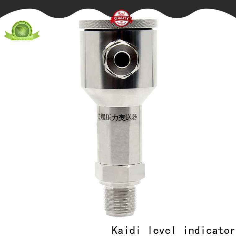 KAIDI latest pressure transmitter price manufacturers for transportation