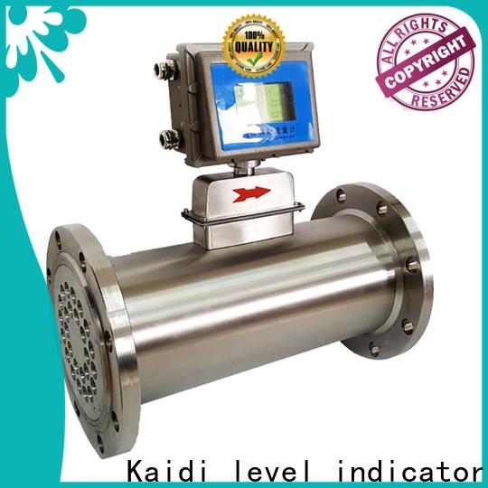 KAIDI top flow meter factory for transportation