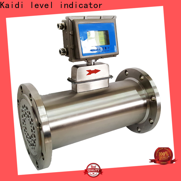 KAIDI best water flow meter manufacturers for transportation