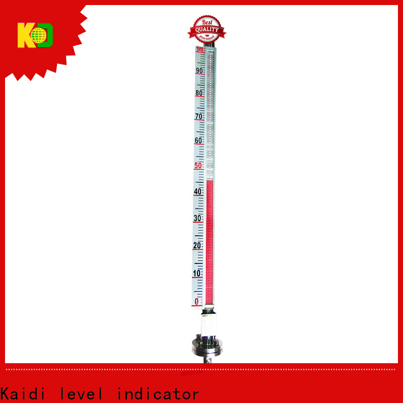 KAIDI new magnetrol magnetic level gauge manufacturers for industrial