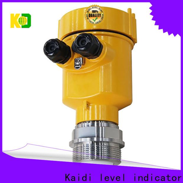 KAIDI custom magnetic float level transmitter suppliers for work