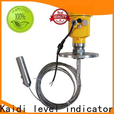 KAIDI top ultrasonic level transmitter suppliers for industrial
