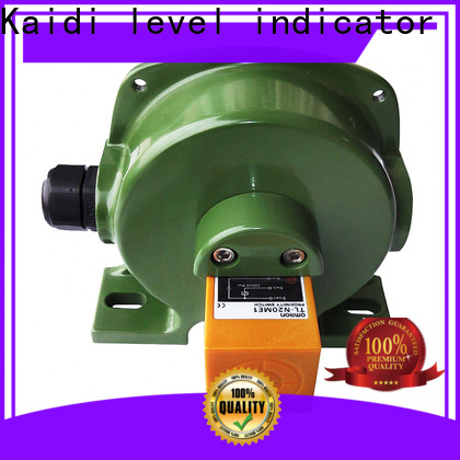 KAIDI belt conveyor pull rope switch for business for transportation