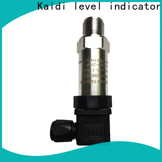 KAIDI high temperature pressure transmitter suppliers for industrial