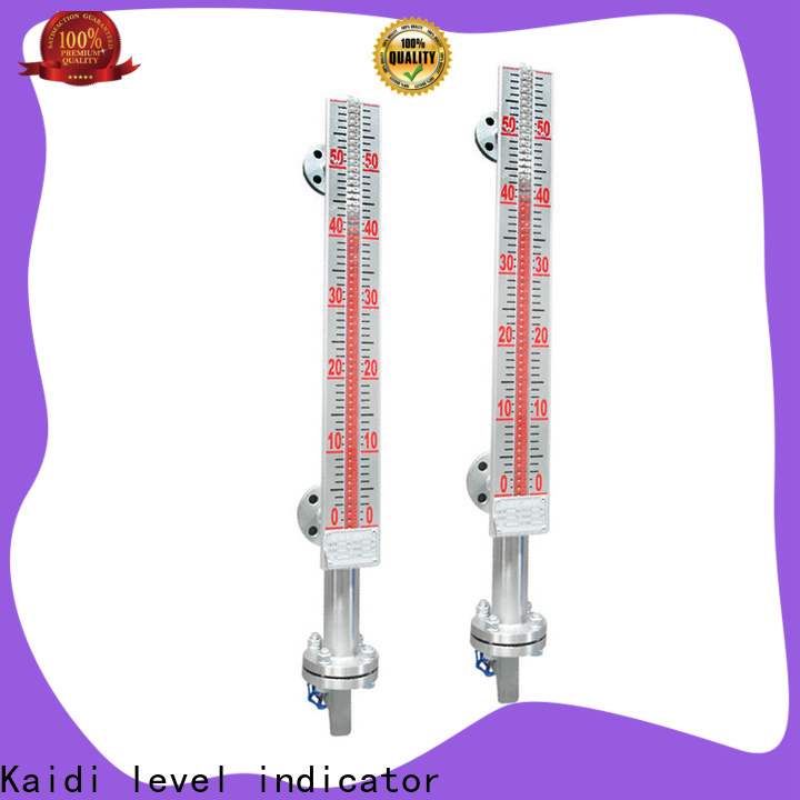 KAIDI high-quality magnetic liquid level gauge manufacturers for work