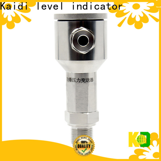 high-quality fuel pressure transmitter suppliers for industrial