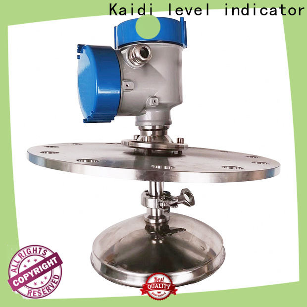 KAIDI ultrasonic level meter manufacturers for industrial