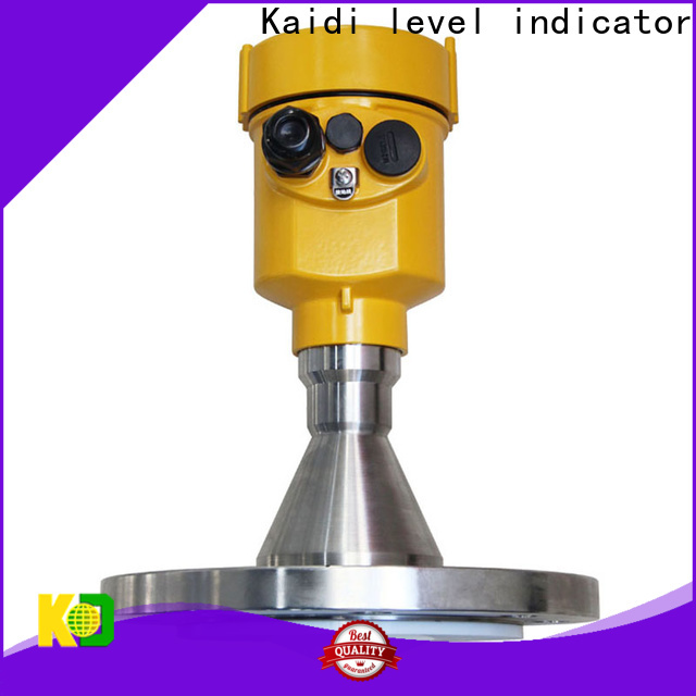 KAIDI how to calibrate level transmitter company for transportation