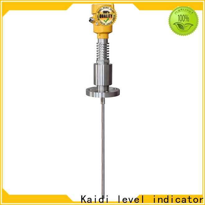 KAIDI best liquid level transmitter factory for transportation