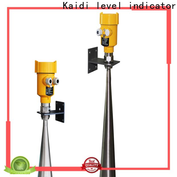 KAIDI best high precision radar level meter suppliers for work