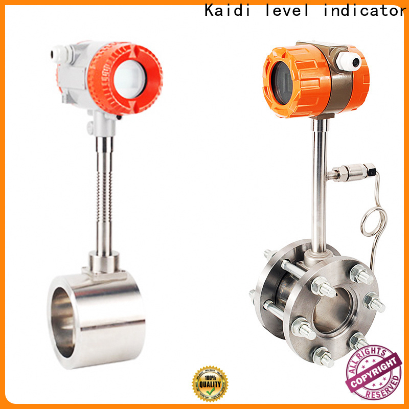 KAIDI insertion type flow meter for business for transportation