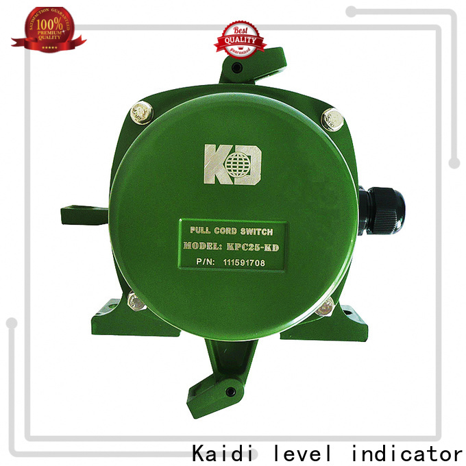 KAIDI conveyor protection speed switch manufacturers for industrial