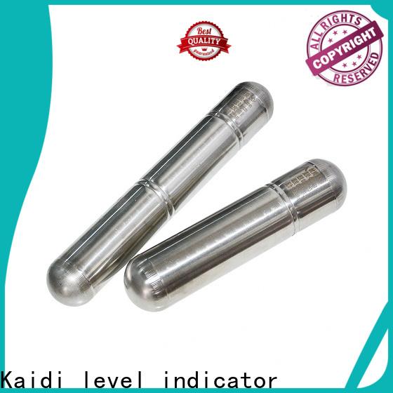 KAIDI liquid level gauge glass suppliers for transportation