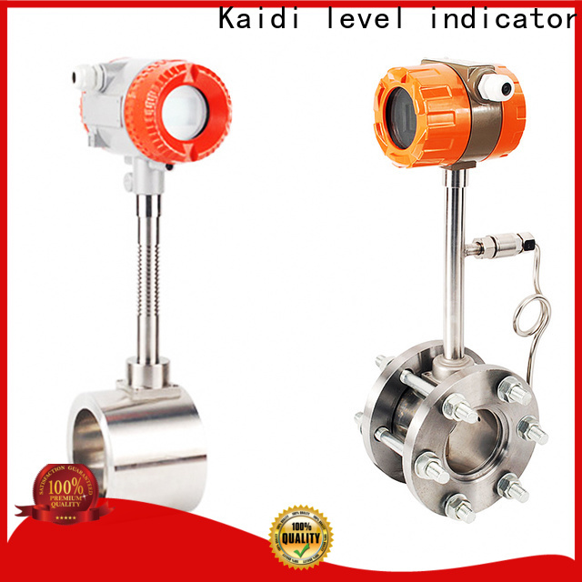 KAIDI in line air flow meter manufacturers for work