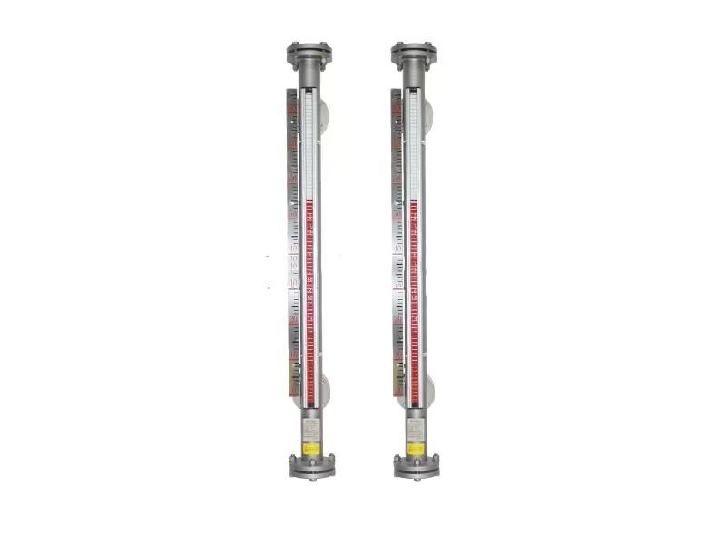 Kaidi KD 304 lined PTFE Magnetic flap level gauge