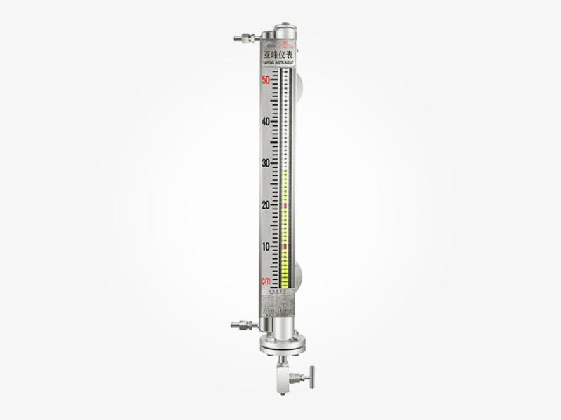 Kaidi KD UZC Jacket Type Magnetic Level Gauge for  chemical equipment