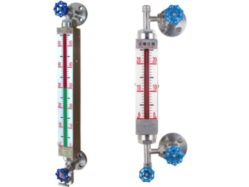 Kaidi KD UGS/UNS Quartz Tube Level Gauge for chemical