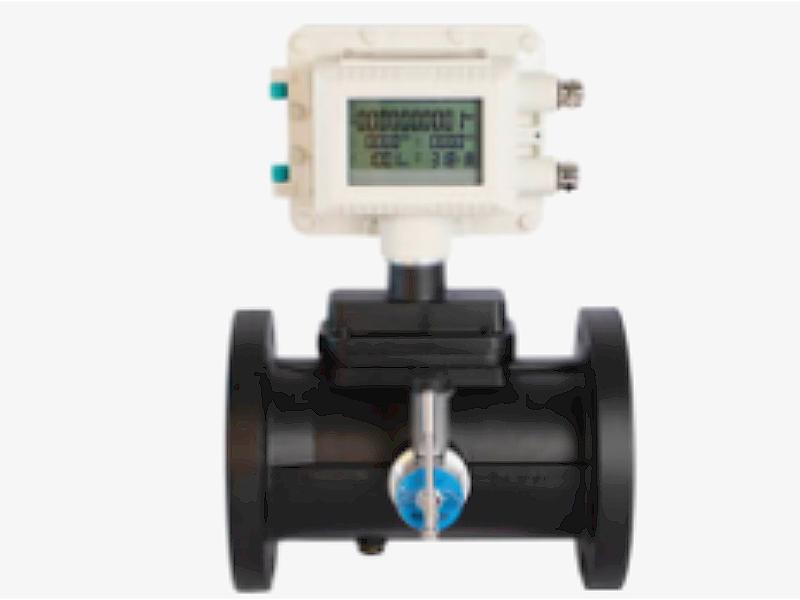 Kaidi KD LWQ Gas Turbine Flow Meter for coal-based gas