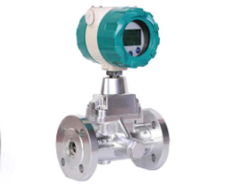 Kaidi KD Precession Vortex Flow Meter  304 stainless steel or cast aluminum for Energy Metering