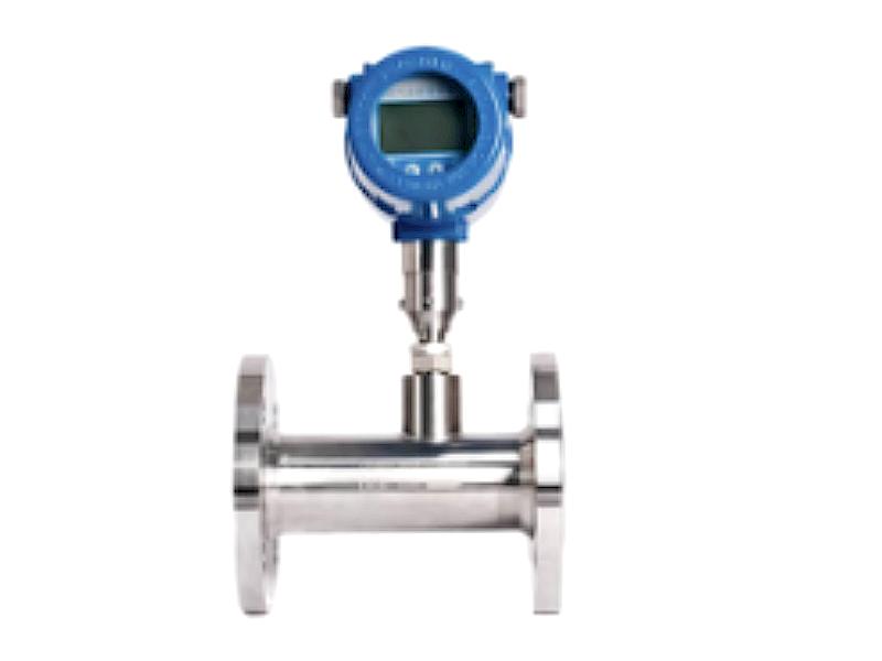 Kaidi KD Thermal Gas Mass Flow Meter IP65 for gas
