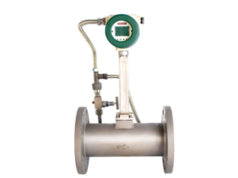 Kaidi KD LUGB Vortex Flow Meter IP65 or higher (customizable) for chemical industry