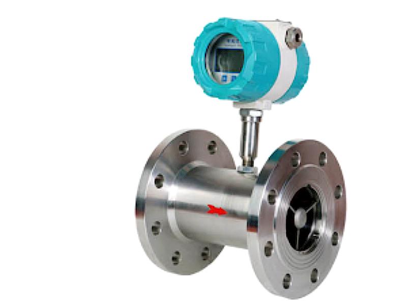 Kaidi KD LWGY Liquid turbine Flow Meter IP65 for electric power