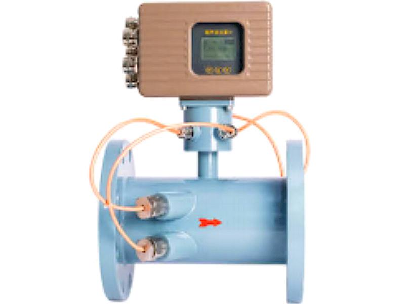 Kaidi KD KLSZ-G Liquid ultrasonic Flow Meter Flameproof for Thermal power plant