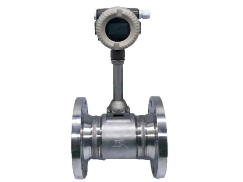 kaidi KD FRL Liquid Vortex Flow Meter IP65 for coal gas measuring