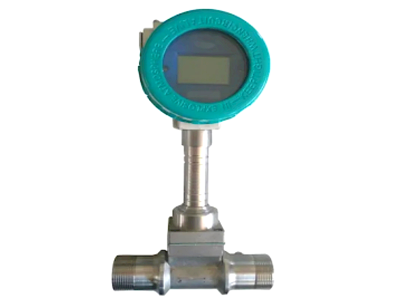 Kaidi KD FVT Pipeline Vortex Flow Meter  ExiaIICT5 or ExdIIBT6 for oil and chemical reagents