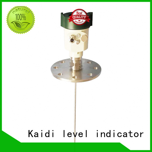 KAIDI radar type level transmitter suppliers for industrial