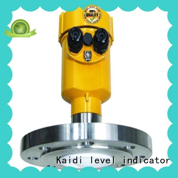 KAIDI custom radar level transmitter manufacturers for work