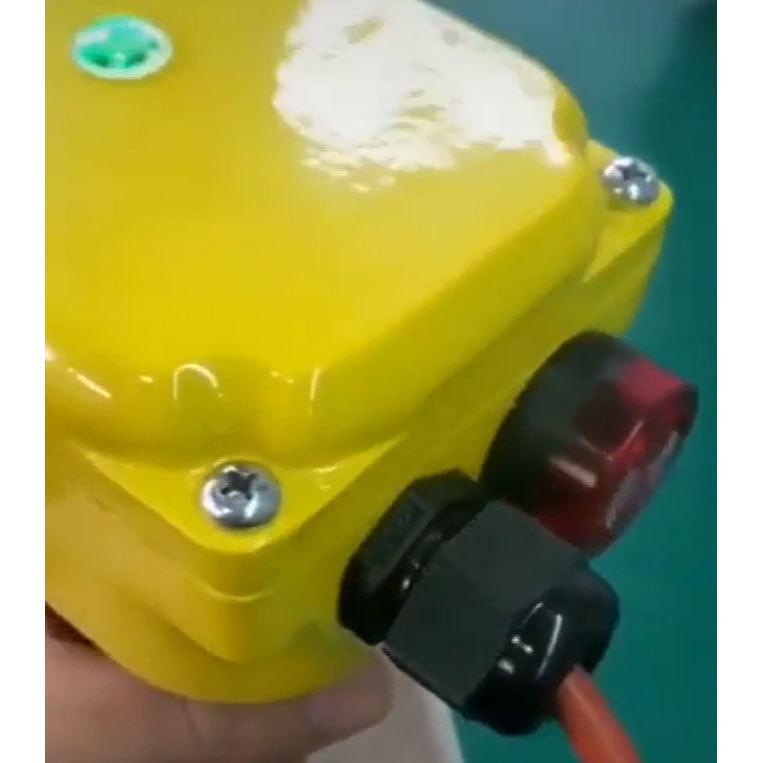 kdss2020 paddle level sensor for bin solid material monitoring