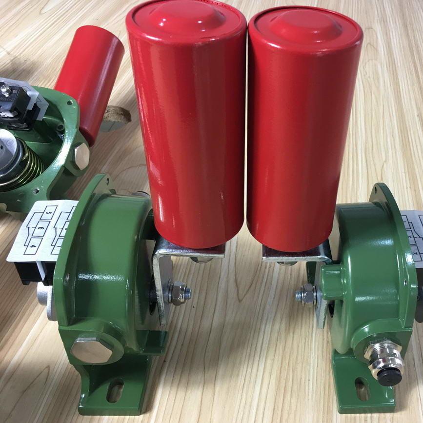 Belt sway switch belt conveyor protective emergency stop misalignment switch sensor