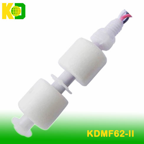 ​Double float level switch to control high and low level. upper and lower