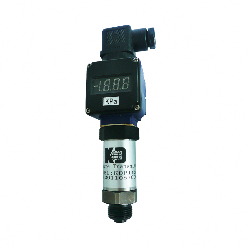 Water level pressure transmitter 4-20mA with LED indicator
