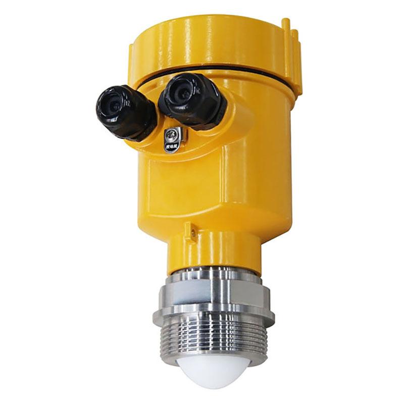water liquid tank digital level meter sound radar level meter