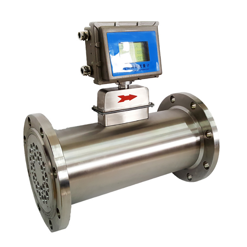 Gas vortex flowmeter,sold by factory directly from Kaidi Energy